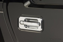 H2/Sut Door Handle Cover Kit by Putco