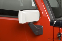 H3 Side Mirrors Covers Kit by Putco