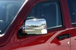 Dodge Nitro Putco Mirror Overlays