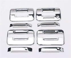 Putco Door Handle Trim Chrome 04-07 Ford F-150 Pair