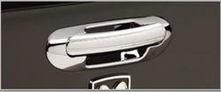Tailgate Handle Cover 2002-2007 Dodge Ram w/o Keyhole