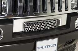 H2/SUT Front Lower Grill by Putco
