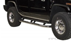 "Hummer H2/SUT 4"" Boss Side Bars by Putco"