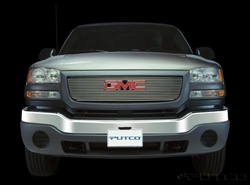 2007 Toyota Tundra Shadow Billet Grille by Putco