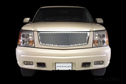 02-06 Cadillac Escalade / EXT Punch Stainless Steel Grille by Putco