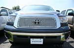 2007 Toyota Tundra Punch Stainless Steel Grille by Putco