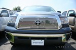 2007 Toyota Tundra Chrome Liquid Grille by Putco