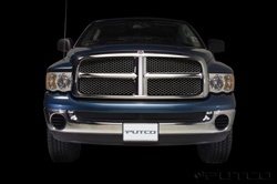 '06-'07 Dodge Ram 1500/2500 Liquid 3D Grill by Putco