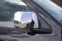 02-07 Dodge Ram Chrome ABS Mirror Overlay Covers by Putco