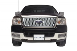 04-08 Titan Punch Stainless Steel Grille by Putco