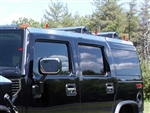 2003-2011 Hummer H2 8 Piece Top Rail Cover QAA-HV43-017