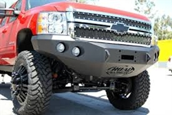 Front Stealth Winch Bumper RA-37700