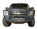 Front Stealth Winch Bumper, Lonestar Guard RA-37705
