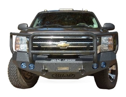 Front Stealth Winch Bumper, Lonestar Guard RA-38205