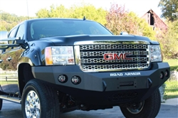 Front Stealth Winch Bumper RA-38400