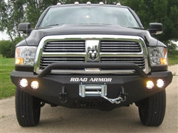 Front Stealth Winch Bumper, Pre-Runner Guard RA-44064