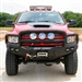 Front Stealth Winch Bumper, Lonestar Guard RA-47015