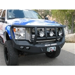Front Stealth Winch Bumper with Titan II Guard RA-60802