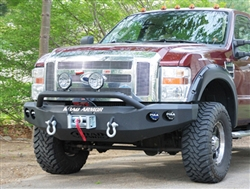 Front Stealth Winch Bumper with Pre-Runner Guard RA-60804