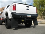 Rear Stealth Bumper RA-61800