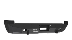 '11-'13 Ford Superduty Rear Stealth Winch Bumper RA-61900