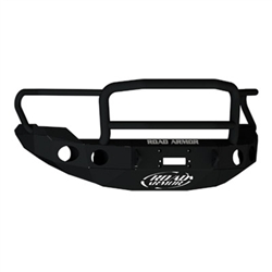 Front Stealth Winch Bumper, Agro Guard RA-99011