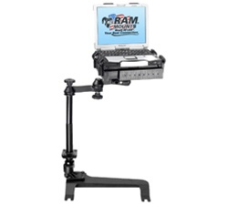 No-Drill™ Laptop Stand System - Hummer H2