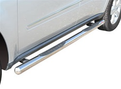 2007-2009 Jeep Wrangler 4 Door Max Bars Side Step Bars by Romik
