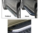 2004-2008 Ford F-150 Super Crew Runningboard Side Steps by Romik