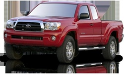 2005-2009 Toyota Tacoma Crew Cab Max Bars Side Steps by Romik