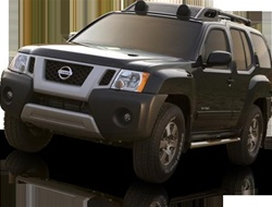2005-2009 Nissan Xterra Max Bars Side Steps by Romik