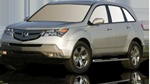 2007-2009 Acura MDX Max Bars Side Steps by Romik