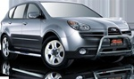 2005-2009 Subaru Tribeca Max Bars Side Steps by Romik