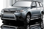 2009 Subaru Forester Max Bars Side Steps by Romik