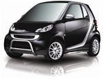 2008+ Smart Car Side Carriage Protector by Romik