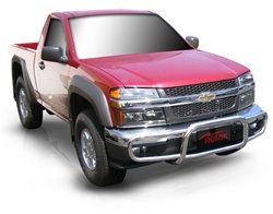 2004-2009 Chevrolet Colorado Bull Bar w/ Brush Guard by Romik
