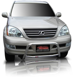 "2003-2009 Lexus GX 470 Bull Bar (2.5"") by Romik"