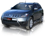 "2003-2008 Nissan Murano Bull Bar (2.5"") by Romik"