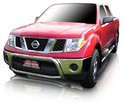 "2005-2009 Nissan Frontier Bull Bar (2.5"") by Romik"