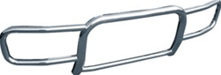2005-2009 Nissan Frontier Bull Bar with Brush Guard by Romik