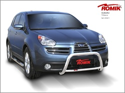 "2005-2007 Subaru Tribeca Bull Bar (2.5"") by Romik"