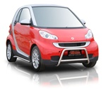 "2008-2009 Smart Car Bull Bar (2.5"") by Romik"