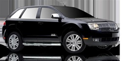 2007-2009 Lincoln MKX Max Bars Side Steps by Romik