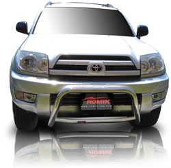 "2003-2009 Toyota 4Runner Bull Bar (2.5"") by Romik"