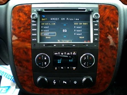 H2 Hummer Custom-fit replacement Navigation Receiver