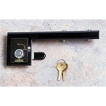 HOOD LOCK KIT, 87-95 WRANGLER by Rugged Ridge