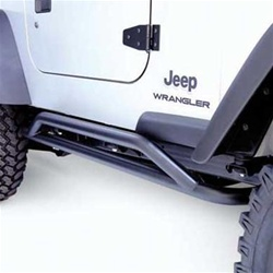 87-06 Wrangler RRC Rocker Guards