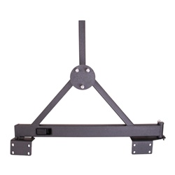 XHD Rear Tire Carrier for JK