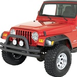 76-06 Wrangler Tube Bumper by Rugged Ridge