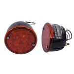 LED TAIL LIGHT SET, JEEP CJ 46-75, PAIR by Rugged Ridge